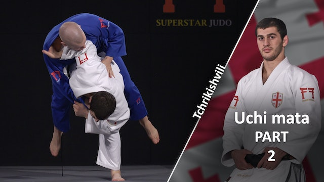 Lapel variation | Tchrikishvili