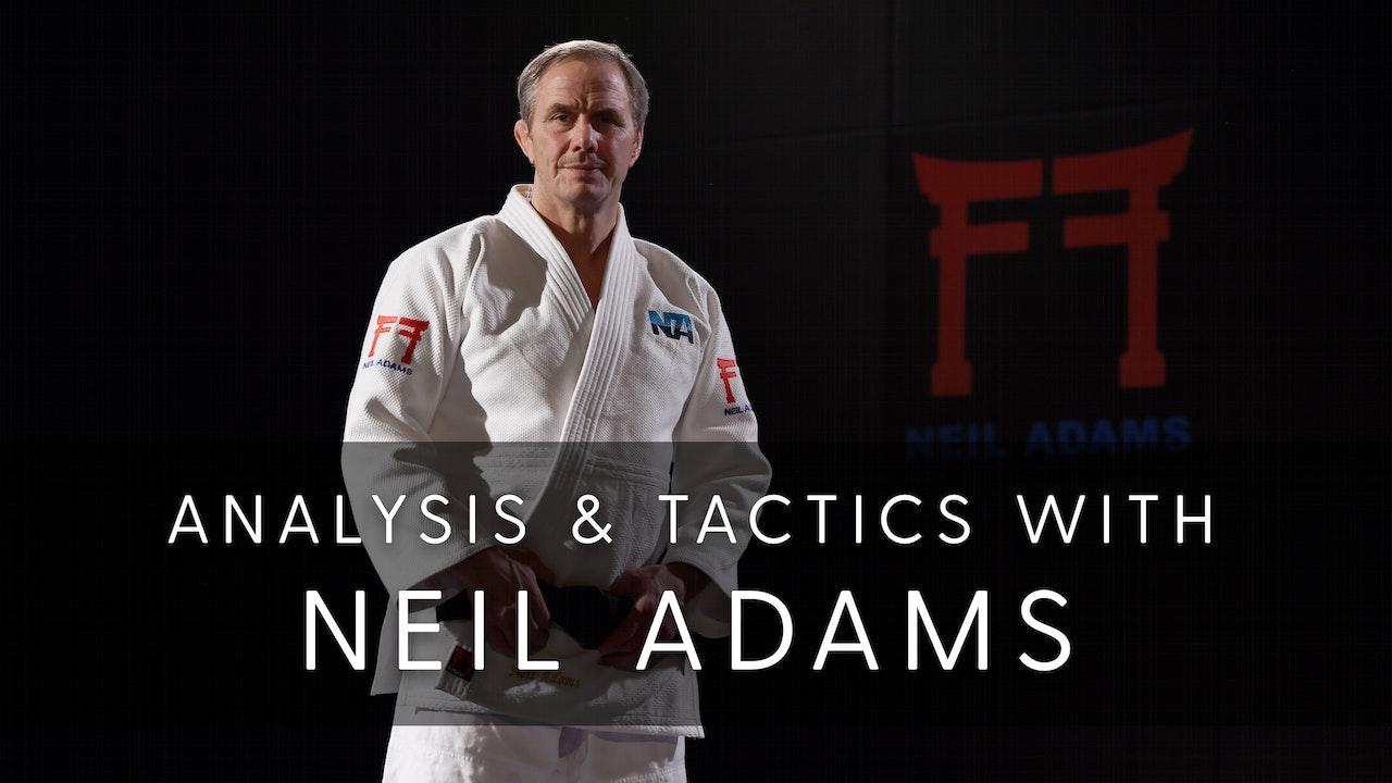 Analysis & Tactics with Neil Adams