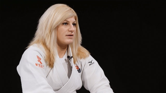 When Did Newaza Become Important | Interview | Kayla Harrison