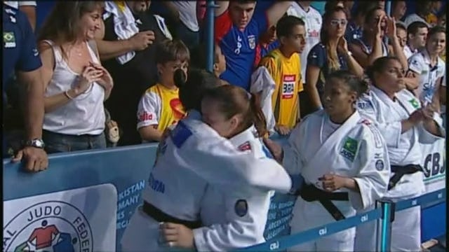 2012 World Judo Team Championships | Salvador