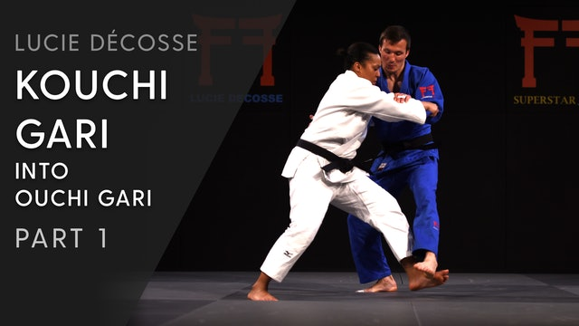 Kouchi into Ouchi combination | Overview | Lucie Décosse
