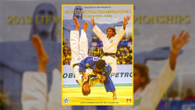 2013 World Judo Championships:Rafaela Silva | Rio de Janeiro