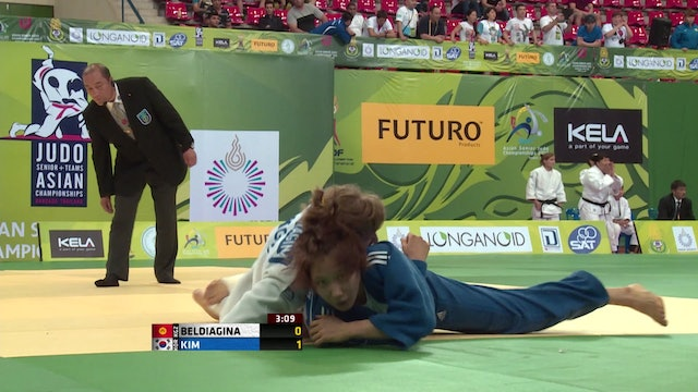 2013 Asian Judo Championships Day 3 | Bangkok