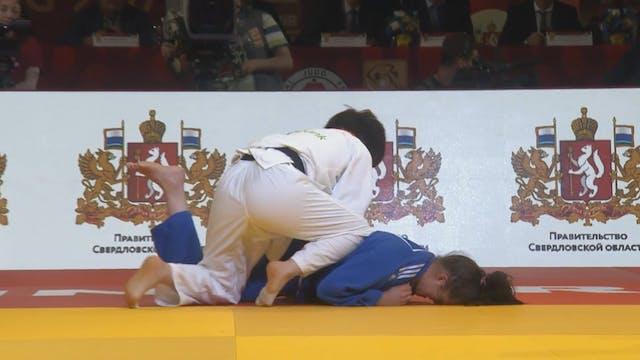 101: Ude garami - JPN v GBR -78kg