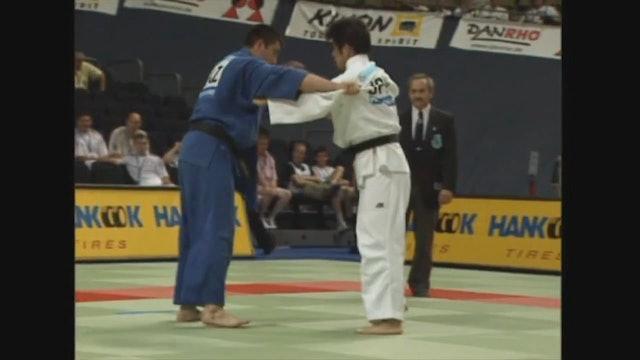 Throwing For Ippon | Interview | Kosei Inoue