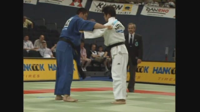 Throwing For Ippon | Interview | Kose...
