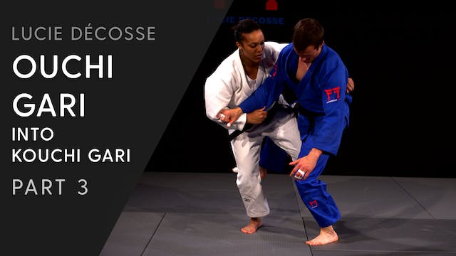 Double sided | Ouchi into Kouchi comb...