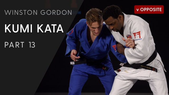 Elbow pull down to grip | Winston Gordon