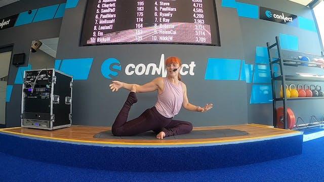 Mat Pilates with Marta Juga 9.30am We...