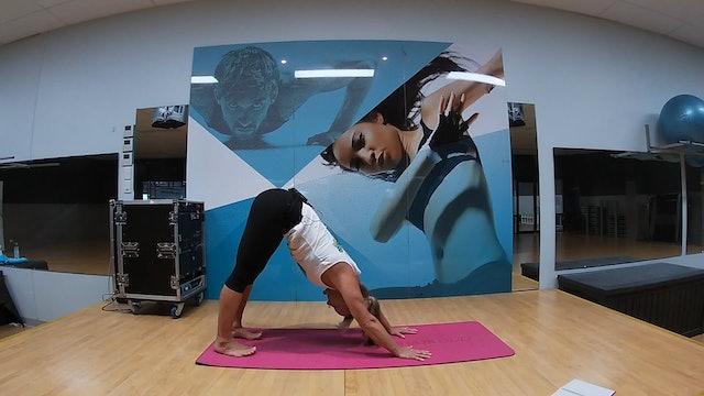 Pilates with Tamara 24/04 9:30 am