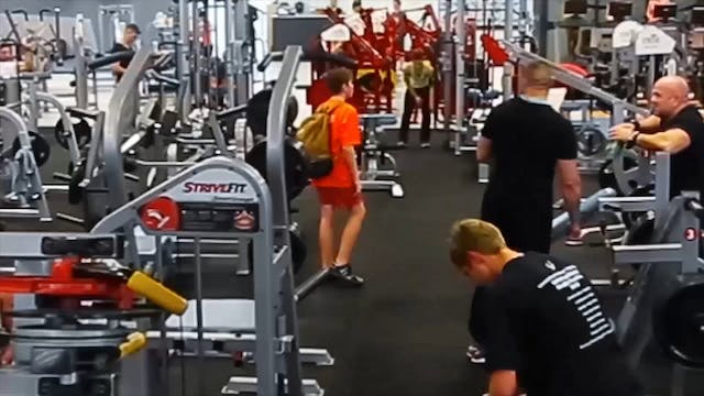 Club Tour Welcome to Surge Fitness Cl...