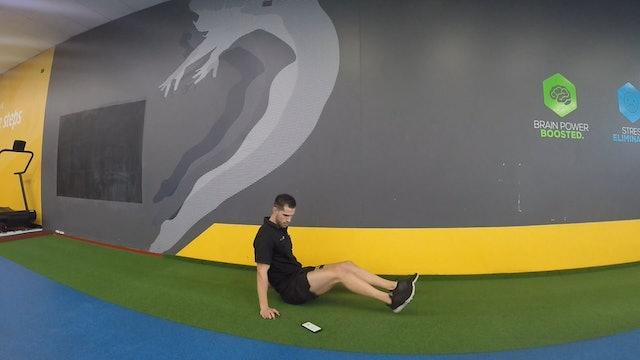 AJ's Abs Workout