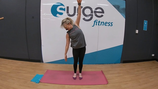 Clinical Pilates Amanda 60 minutes - Wednesday 12/08/20