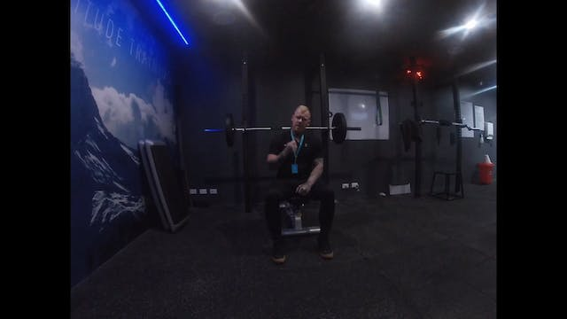 Chest Hints & Tips with Simon  06/01/21