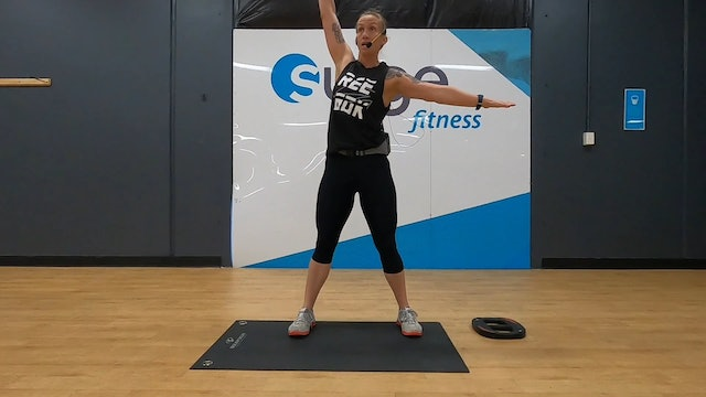 HIIT & Abs With Chris 45mins 9.30am 19/04/2020
