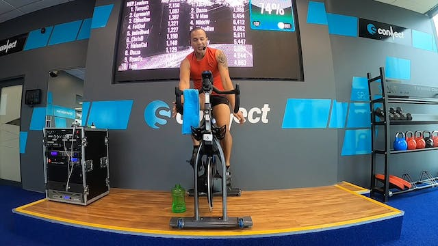 Anto Cycle Class Friday 15th 9:30