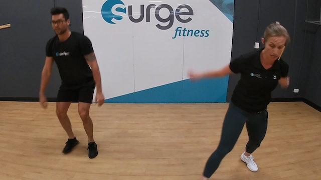 Tim & Chris Functional Cardio 20mins - Monday 27/04