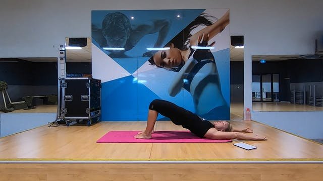 Pilates with Tamara Thurs 1/10/2020