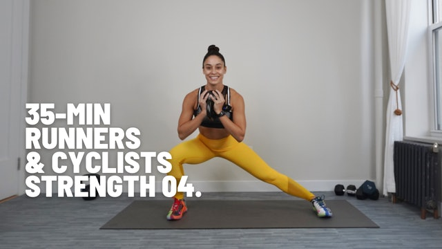 30 MIN RUNNERS & CYCLISTS STRENGTH 04