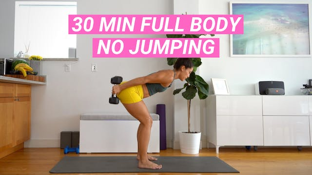 30 MIN NO JUMPING FULL BODY 06