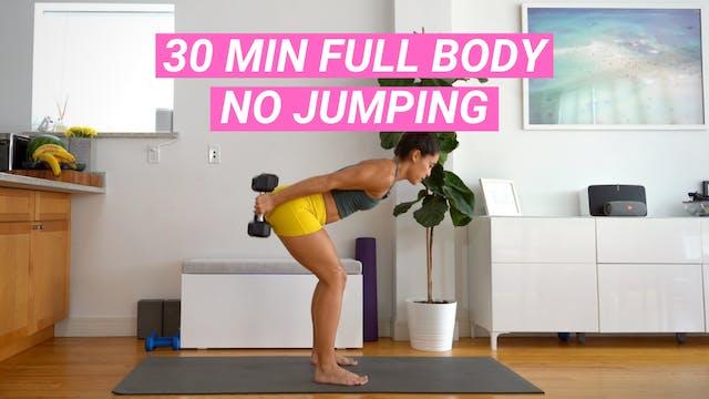 30 MIN NO JUMPING FULL BODY 06