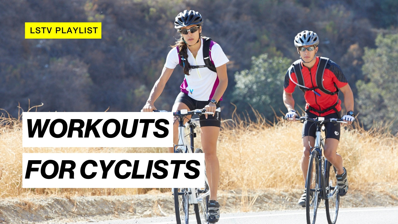 WORKOUTS FOR CYCLISTS