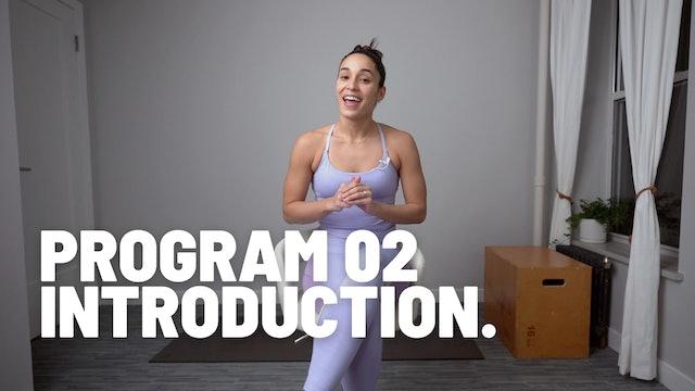Program 02 Explainer