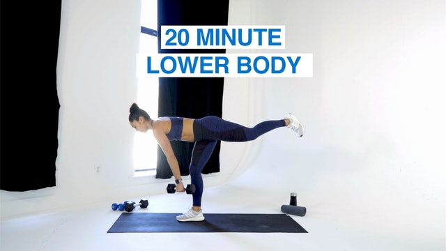 20 MIN LOWER BODY