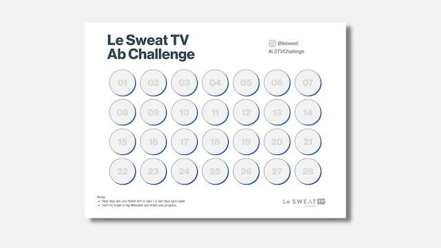 AB CHALLENGE 02 CALENDAR