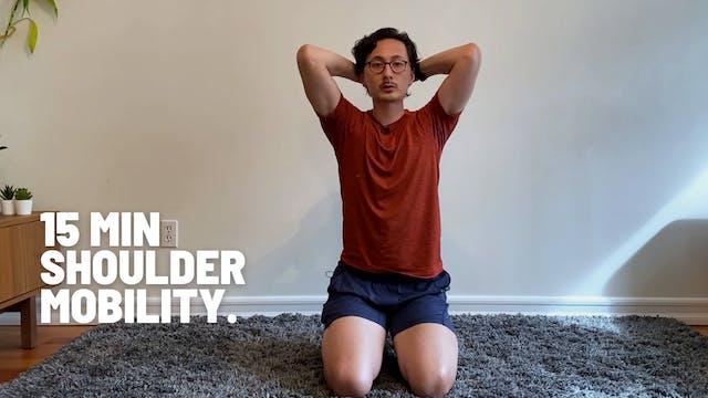 15 MIN SHOULDER MOBILITY