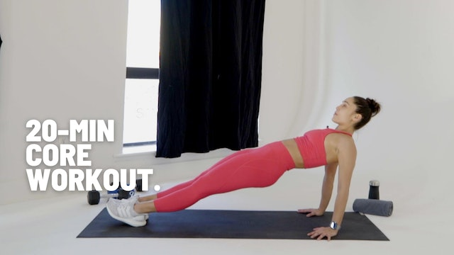 20 MIN CORE WORKOUT 01