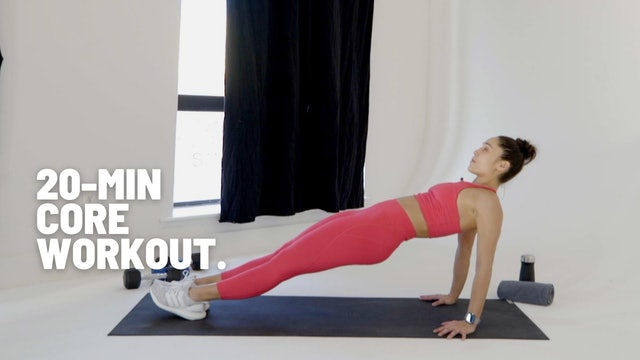 20 MIN CORE WORKOUT