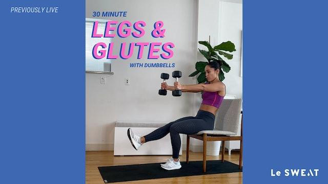 30 MIN LEGS + GLUTES