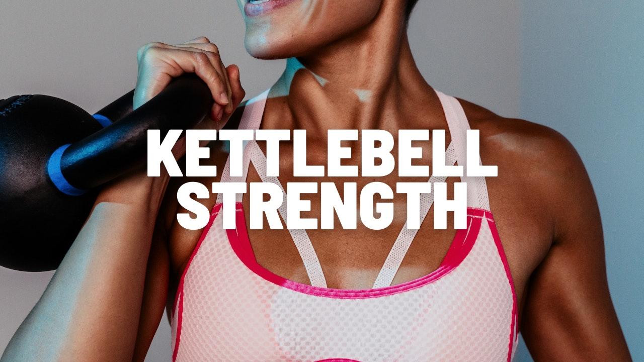 KETTLEBELL STRENGTH