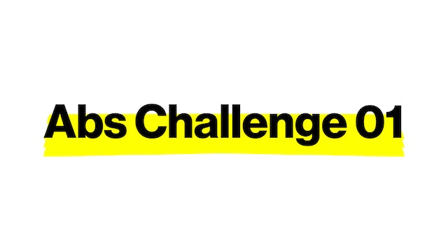 ABS CHALLENGE 01