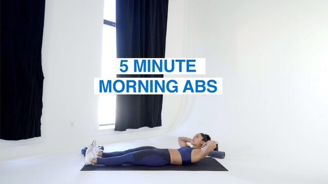 5 MIN MORNING ABS