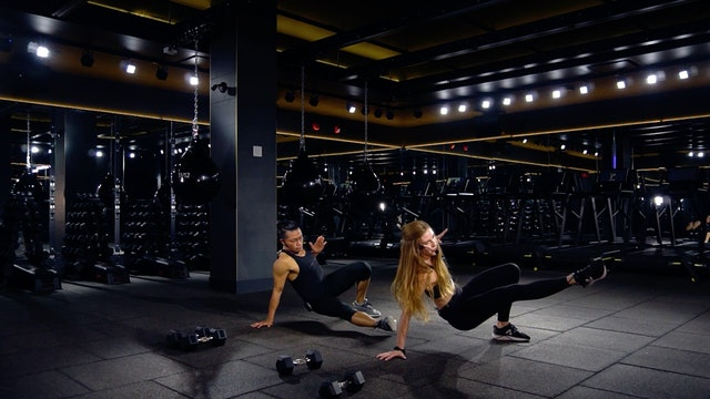 Full Body HIIT with Julian & Rory