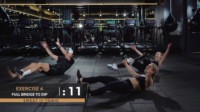 Surge HIIT with Magz