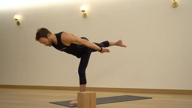 Hip Hop Sweat Flow Yoga with Sheldon