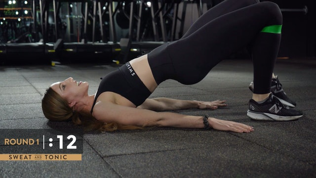 Booty HIIT with Rory: Class 2