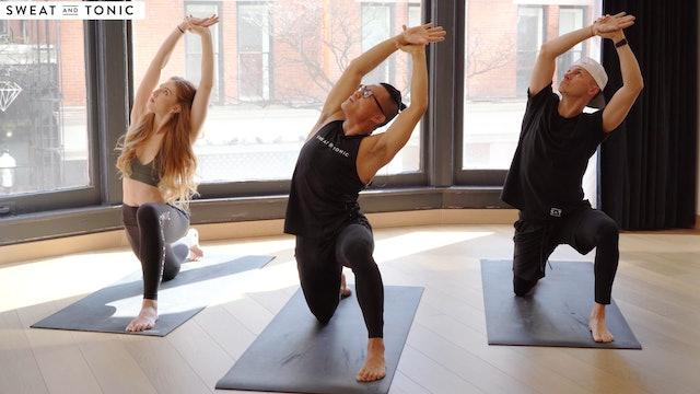 Warm-Up Flow with Julian: Body Awareness
