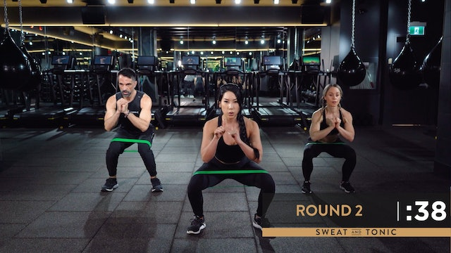 Booty HIIT with Frances: Class 1