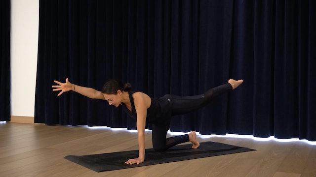 Sweat Flow Yoga with Rachelle