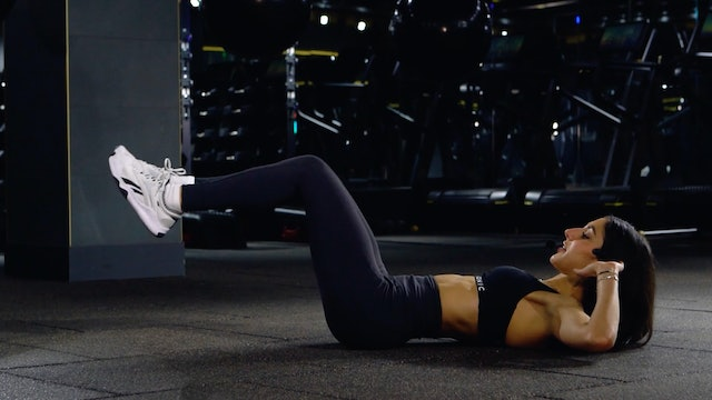 Core HIIT with Lisa: Class 1