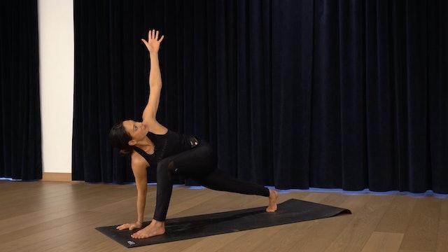 Slow Flow Yoga with Rachelle: Class 1