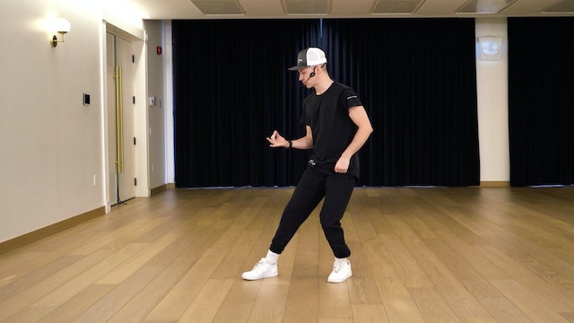 Dance HIITs with Dustin