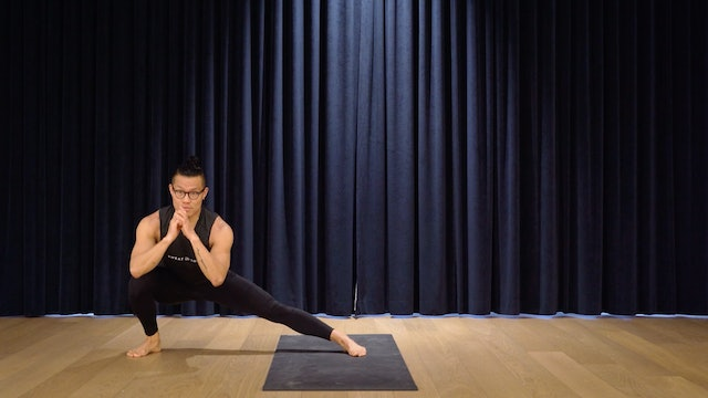 Warm-up Flow with Julian: Functional Flow