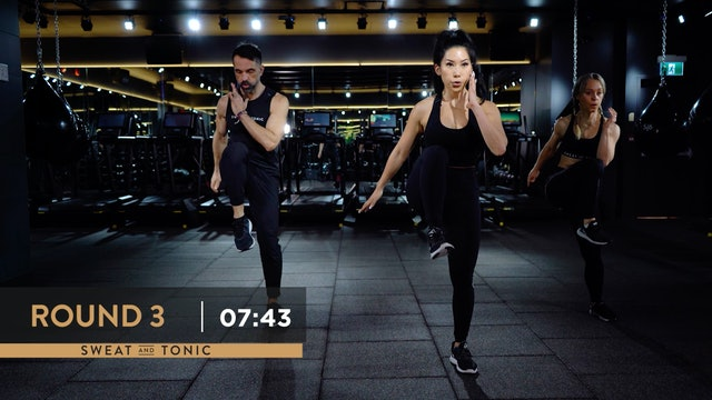 Booty HIIT with Frances: Class 2