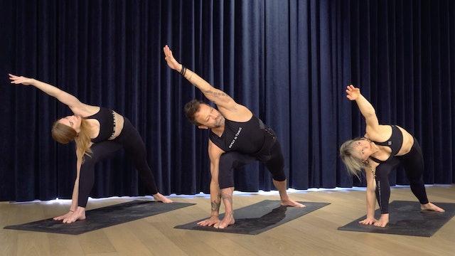 Slow Flow Yoga with Sheldon: Class 1