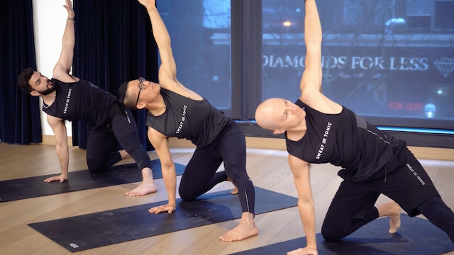 Warm-Up Flow with Julian: Six Primal Movement Patterns